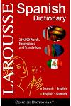 Larousse Concise Dictionary: Spanish-English/English-Spanish