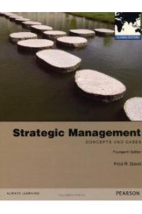 Stratetic Management Concept & Cases