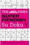 The Times Super Fiendish Su Doku: Book 7