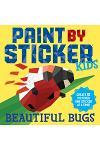 Paint by Sticker Kids: Beautiful Bugs