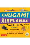 Simple Origami Airplanes Mini Kit : Fold 'em and Fly 'em!