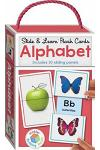 Slide and Learn Flashcards - Alphabet
