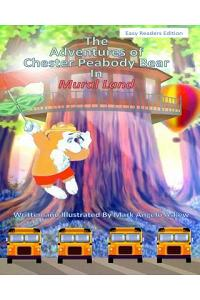 The Adventures of Chester Peabody Bear - In Mural Land