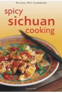 Periplus Mini Cookbooks - Spicy Sichuan Cooking