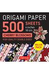 Origami Paper 500 Sheets Cherry Blossoms 4