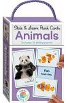 Slide and Learn Flashcards - Animals