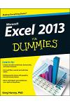 Microsoft Excel 2013 for Dummies [With DVD]