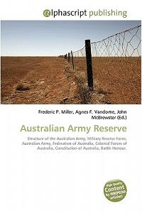 Australian Army Reserve