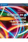 Introduction to English as a Second Language Teacher's Book
