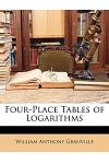Four-Place Tables of Logarithms