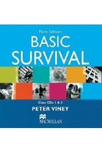 Basic Survival Class Audio CD