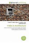 1160s in Architecture