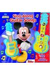 Disney Mickey Mouse Clubhouse Sing-Along Guitar Songs