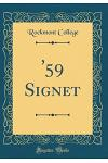 '59 Signet (Classic Reprint)