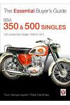 BSA 350, 441 & 500 Singles: Unit Construction Singles C15, B25, C25, B40, B44 & B50 1958-1973