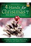 4-Hands for Christmas, Vol. 2: More Sparkling Piano Duets
