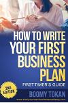 How to Write Your First Business Plan