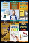 6 Books in 1: Self-Esteem, Self-Help, Personal Success, Business Skills, Creativity, Memory Improvement, Personal Growth, Skill Lear