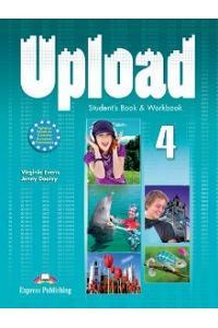 UPLOAD 4 STUDENT'S BOOK & WORKBOOK (INTERNATIONAL)