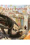 Harry Potter : Goblet of Fire Illustrated Edition