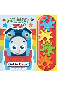 My First Thomas and Friends - Get in Gear - Play-A-Sound