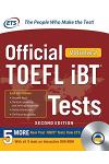 Official TOEFL IBT Tests Volume 2, Second Edition [With DVD ROM]