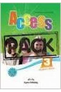 ACCESS 3 STUDENT'S PACK (INTERNATIONAL) (NEW)
