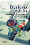 Dyslexia in Adults: Education and Employment