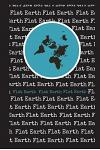 Flat Earth, Flat Earth, Flat Earth: 6x9 Black Covers. 200 Page Journal, Organizing Notebook, Sketchbook, to Do Planner, Note Keeper, Artist Pad