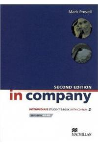 IN COMPANY (2nd edition) Student's Book & CD-ROM Intermediate
