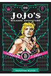Jojo's Bizarre Adventure: Part 1--Phantom Blood, Volume 3