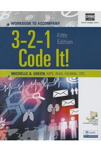 Student Workbook for Green's 3,2,1 Code It!, 5th