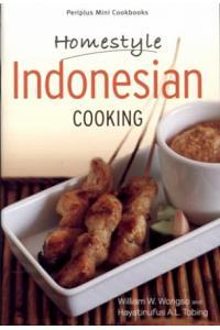Periplus Mini Cookbooks - Homestyle Indonesian Cooking