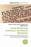 Jewish Beliefs and Practices in the Reform Movement