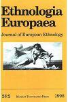 Ethnologia Europaea V. 28: 2
