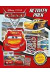 Disney Pixar Cars 3: Activity Pack