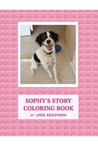 Sophy's Story Coloring Book