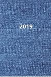 2019: Calendar/Planner/Appointment Book: 1 Week on 2 Pages, Format 6