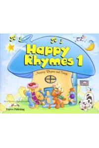HAPPY RHYMES 1 PUPIL'S PACK 2