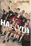 Haikyu!!, Vol. 32, Volume 32: Pitons