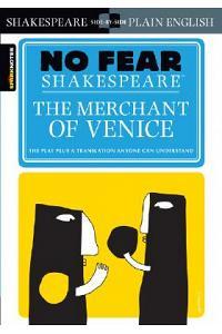 The Merchant of Venice (No Fear Shakespeare), Volume 10