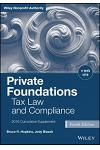 Private Foundations: Tax Law and Compliance, 2016 Cumulative Supplement