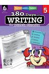 180 Days of Writing for Fifth Grade (Grade 5): Practice, Assess, Diagnose