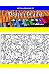 Boston Bruins Coloring Book Greatest Players Edition