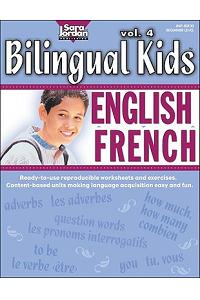 Bilingual Kids, English-French Vol. 4