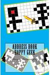 Address Book Happy Geek: Address / Telephone / E-mail / Birthday / Web Address / Log in / Password / Geek 8