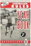John Morton's 1960 Queensland Australian Rules Year Book