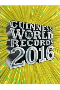 Guinness World Records 2016