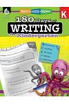 180 Days of Writing for Kindergarten (Grade K): Practice, Assess, Diagnose