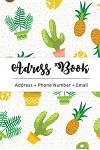 Address Book: Cute Cactus - The Best Solution for You to Organize Addresses with Birthday Record